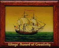 Wings Award of Creativity